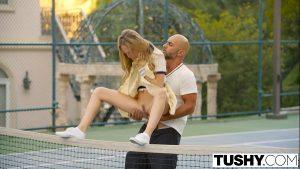 Image Video sex comendo o cu dessa ninfeta depois de ganhar dela em uma partida de tênis