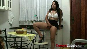 Image Morena faz Live para os Colegas de Escola